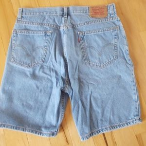 Men's Levi Strauss & Co. 550, W36, Relaxed, Shorts
